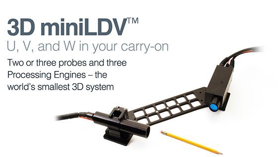 3D miniLDV